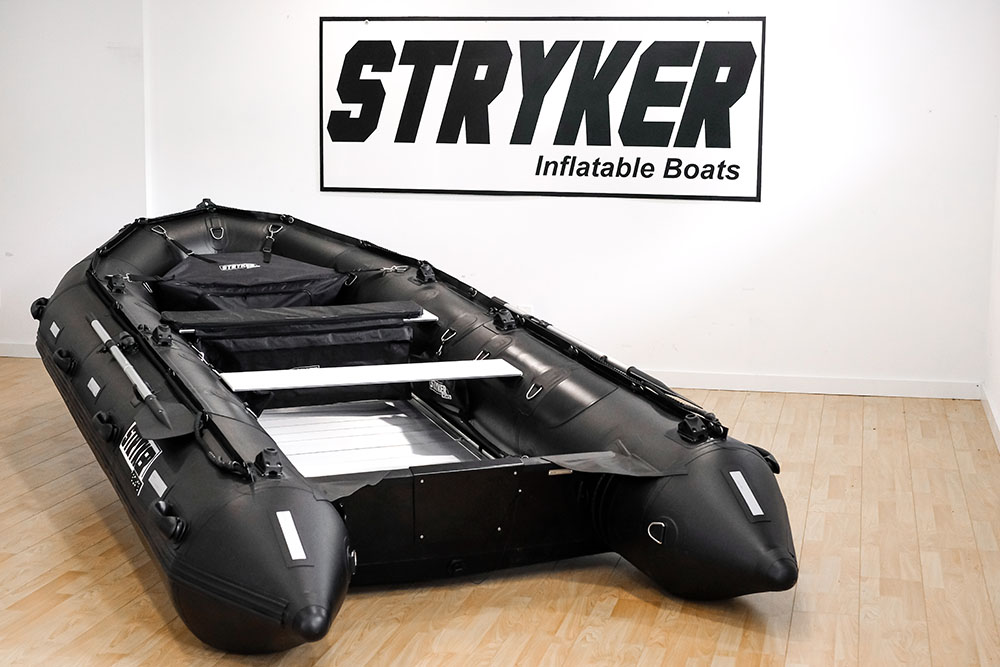 """Stryker HD 420 (13 '7"""") Inflatable Boat"""