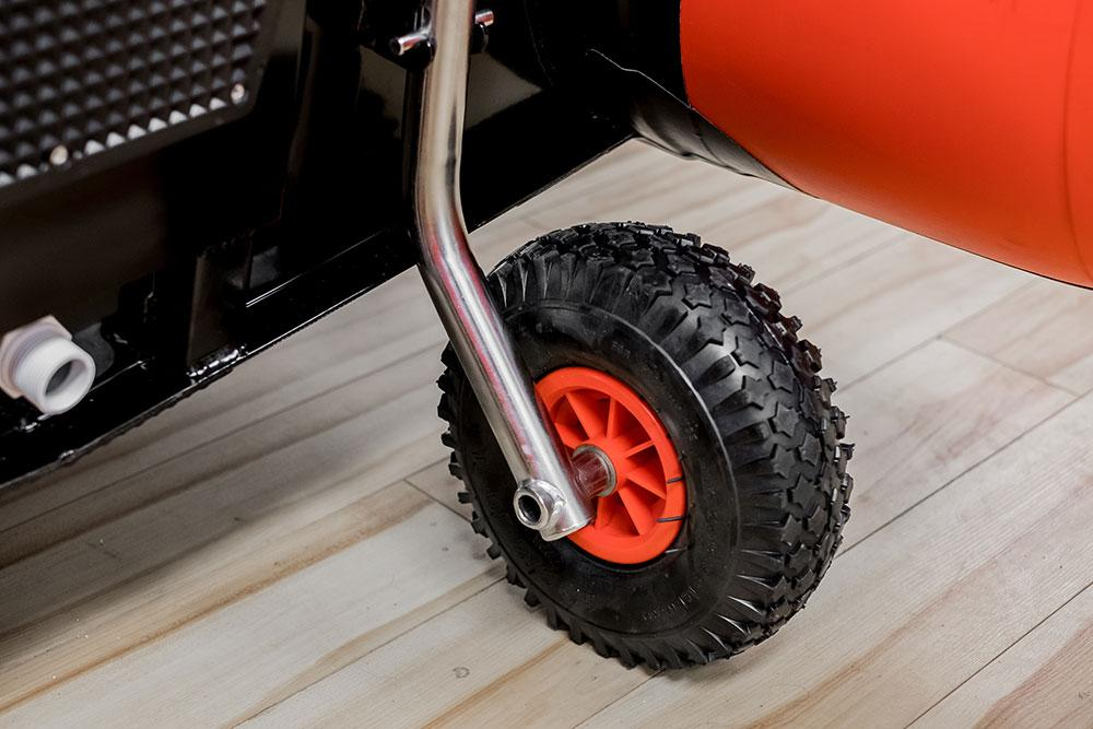 Stryker Launching Wheels – Standard