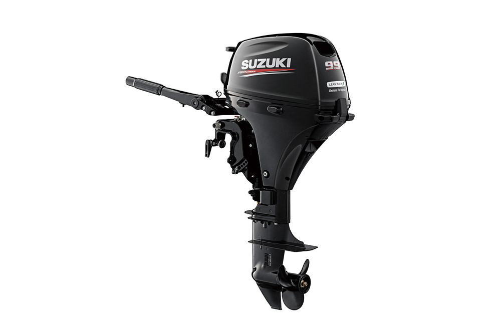 Suzuki 9.9HP 4 Stroke (DF9.9BS)