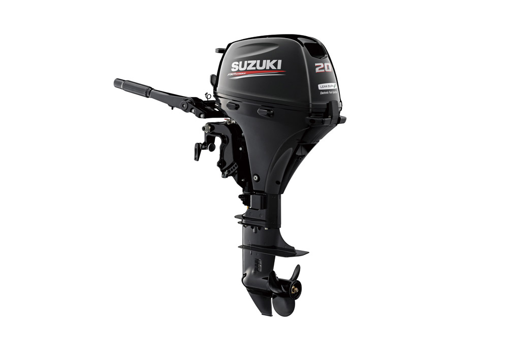 Suzuki 20HP 4 Stroke (DF20AEL)